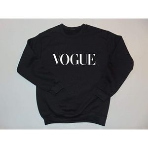 Vougue crewneck